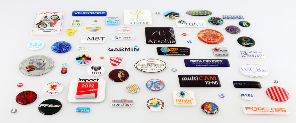 doming autocollant stickers