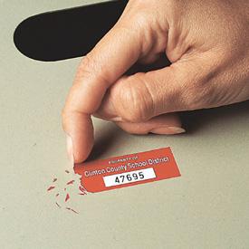 stickers ultra dechirable autocollant