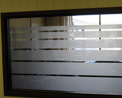 stickers depoli autocollant vitre